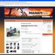Acheter Char a voile Blokart-shop